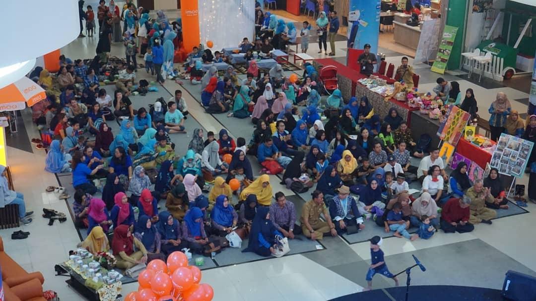 Autism Day Singkawang Grand Mall