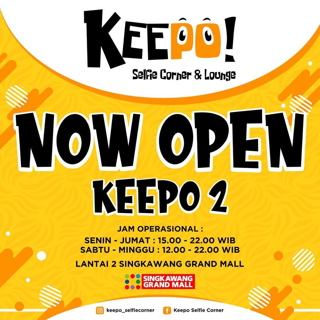 Keepo Selfie Corner 2