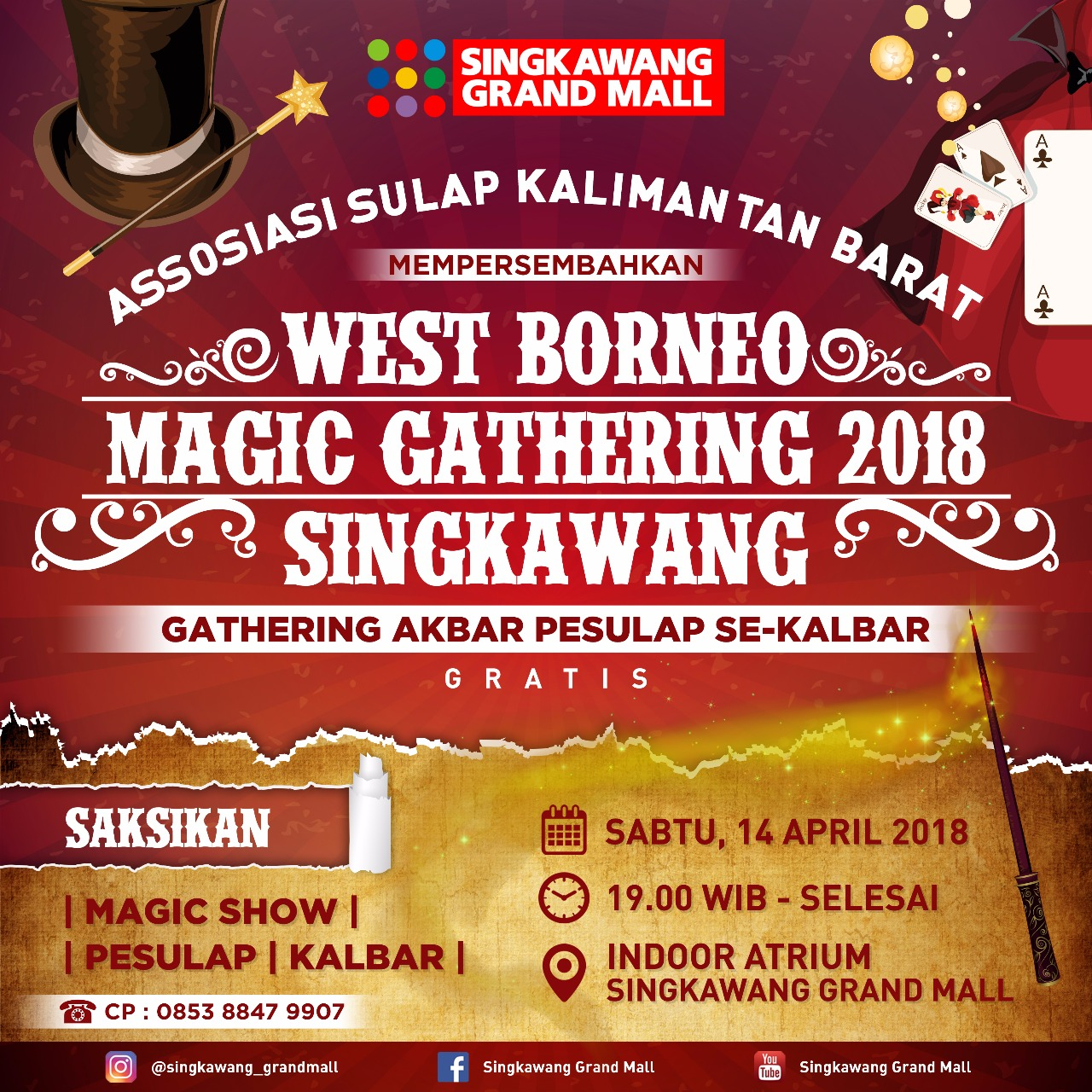 Magic Ghatering 2018