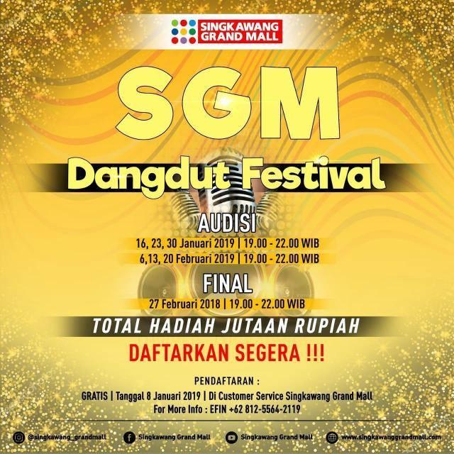SGM Dangdut Festival