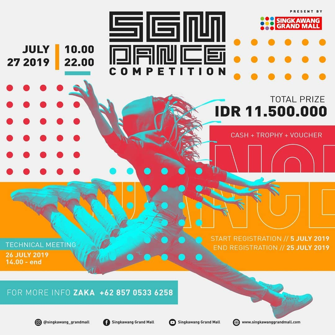 SGM Dance Competition 2019